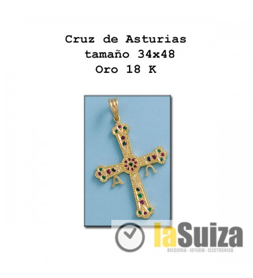 Cruz de Asturias grande 34x48