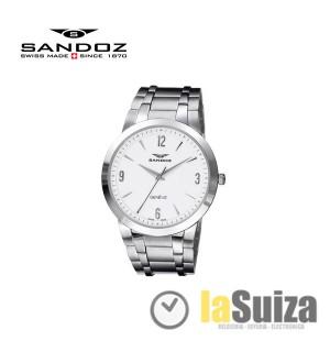 Reloj Sandoz 81333-00 Caballero Coleccion Portobello