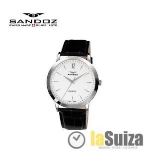 Reloj Sandoz 81335-00 Caballero Coleccion Portobello