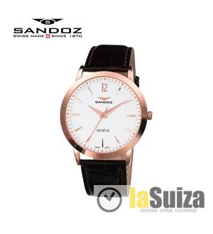 Reloj Sandoz caballero 81335-90 coleccion Portobello