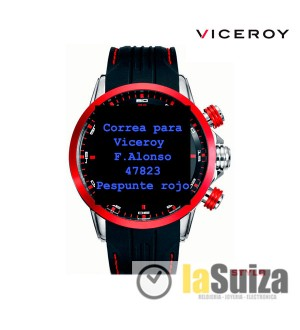 Correa para Viceroy Coleccion Fernando Alonso Ref: 47823