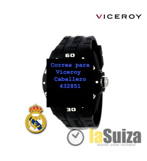 Correa para reloj Viceroy Real Madrid Ref: 432851