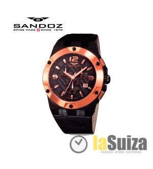 Reloj Sandoz 81287-95 Caractere Collection